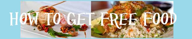 free food blog